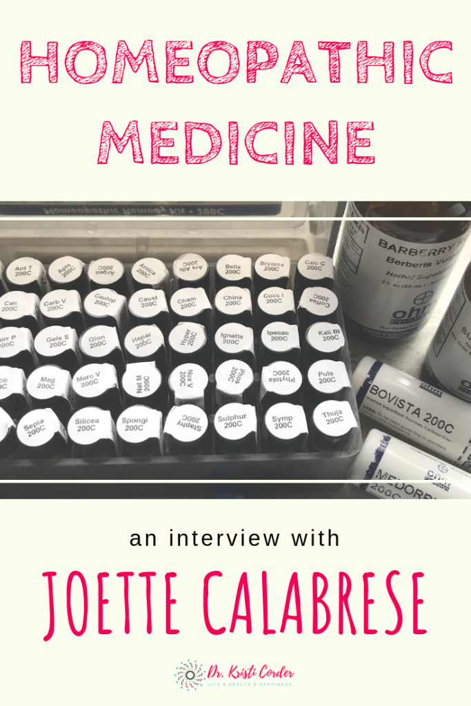 Interview with Joette Calabrese