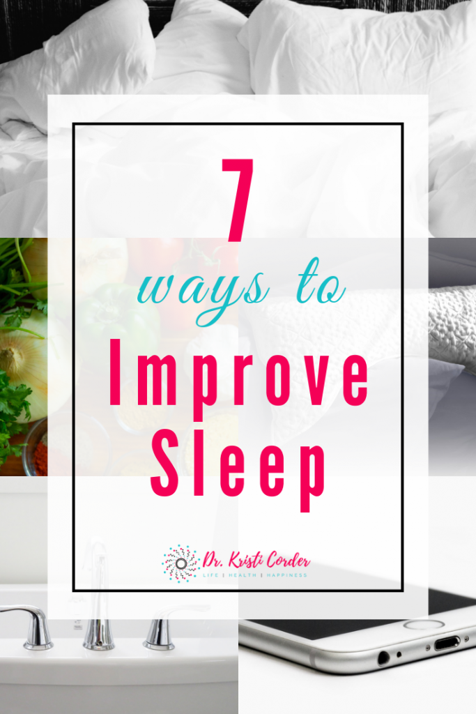 ways to improve sleep pin 1