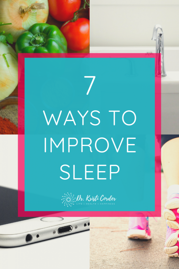 ways to improve sleep pin 5