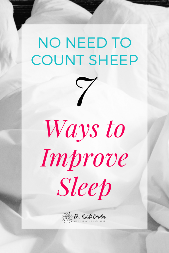 ways to improve sleep pin image
