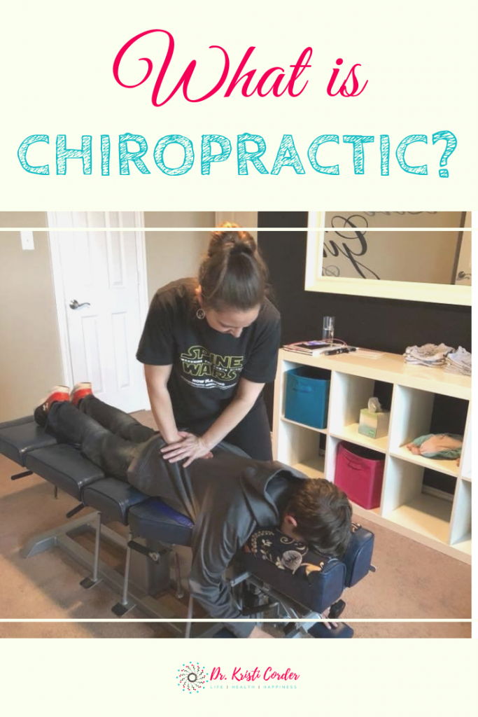 what is chiropractic pin 3