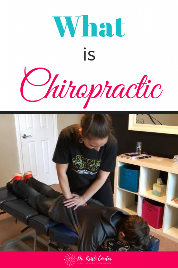 what is chiropractic pin 5
