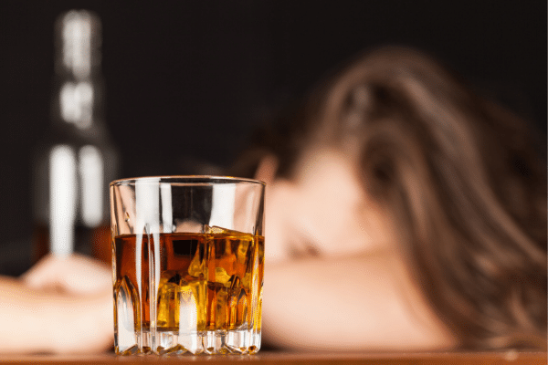 Remove triggers like alcohol to stop headaches naturally