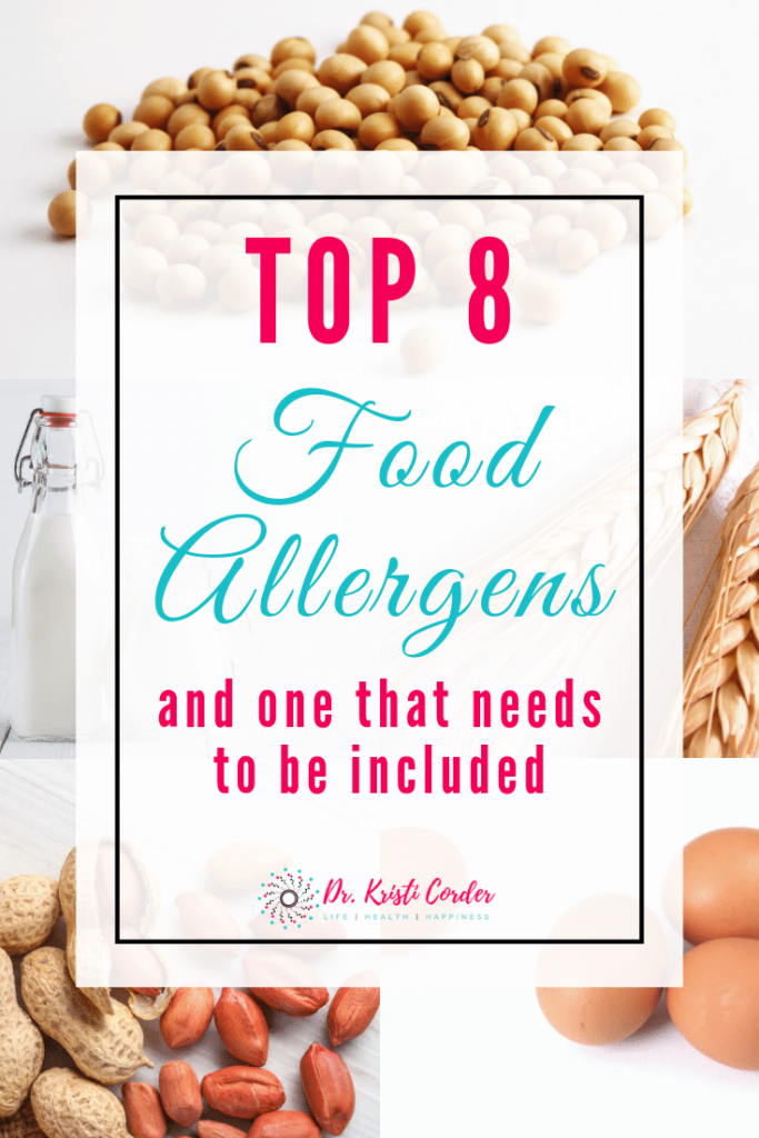 A Food Allergen to Add to the Top 8 pin image