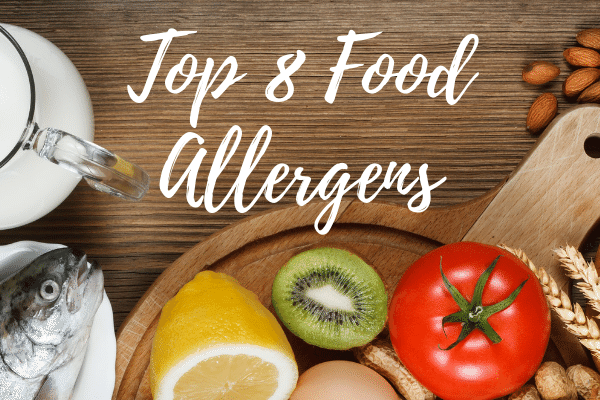 Top 8 Food Allergens